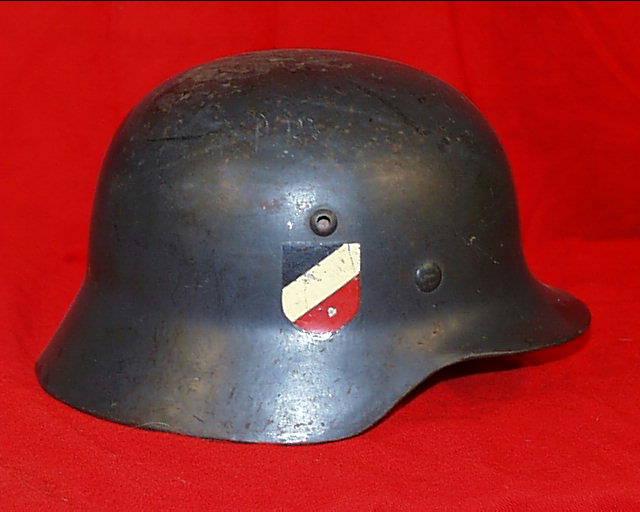Dragon collector militaria casque lourd modle 1935 de la luftwaffe arme de lair allemande altavistaventures Image collections